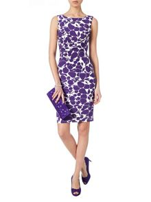 Tuti printed dress