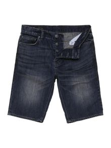 Amity Light Blast Denim Short