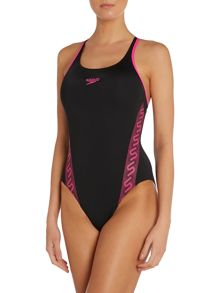 Monogram Muscleback Swimsuit