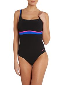Sculpture Contour One Piece Swimsuit
