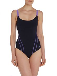 Sculpture Clearglow One Piece Swimsuit