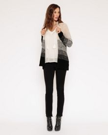 Ombre Moss Stitch Jacket