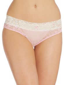 Marie Meili Spellbound Lace Hipster