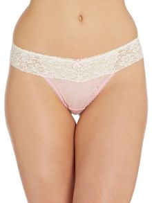 Marie Meili Spellbound Lace string