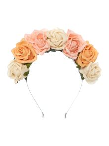 Whole Lotta Rosie Sorbet Headband
