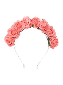 Crown and Glory Lotta Rosie Headband