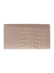 Marettz neutral large snake flap over purse