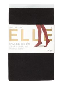 Elle Bamboo 140 denier opaque tights