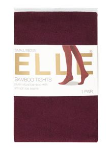 Elle Plain bamboo tights