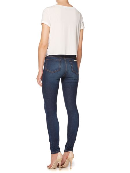Max Mara Rossana tee with embellished front