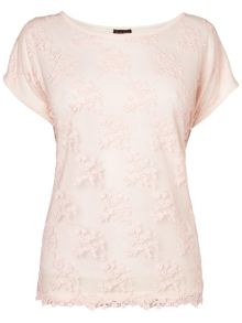 Eadie embroidered top