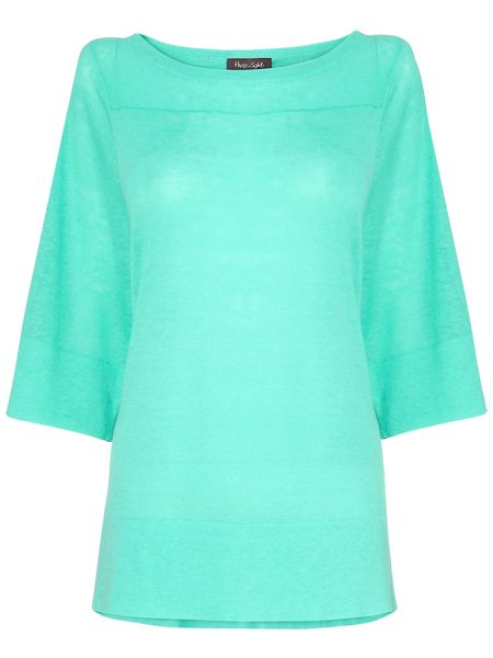 Phase Eight Shanae swing knit top