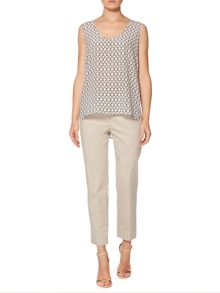 Ozieri cropped trouser