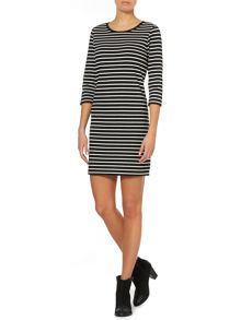 3/4 sleeve t shirt noos dress