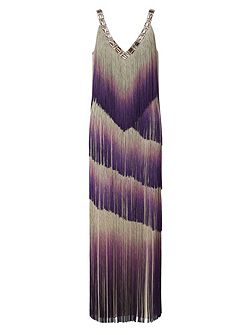 Tina fringe dress