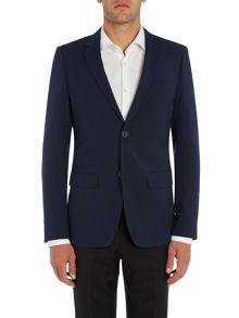 Casual Friday Casual Slim Fit Button Blazer