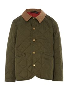 Aldern quilted jacket
