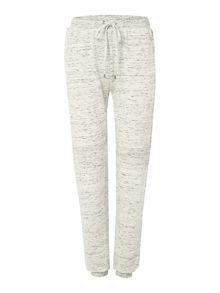 Relaxed marl trousers