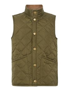 Linden quilted gilet