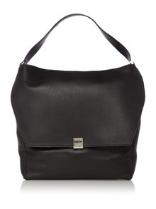 Kate black large shoulder bag