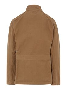 Barbane 4 pocket funnel neck jacket