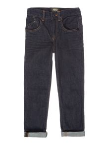 Tracker dark wash jeans