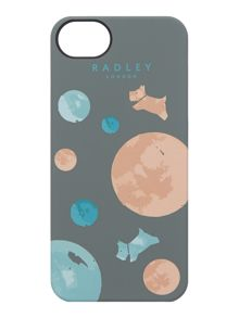 Elliot vale grey iphone case