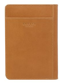 Flora radleus tan passport cover