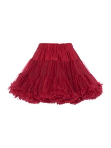 Girls layered tutu skirt
