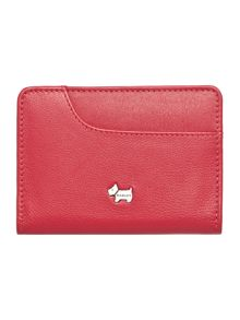 Pocket bag slg pink credit card holder