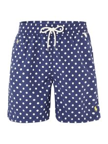Multi Spot Swimming Trunks