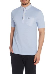 Plain Slim Fit Polo Shirt