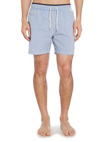 Butcher Stripe Swimming Shorts