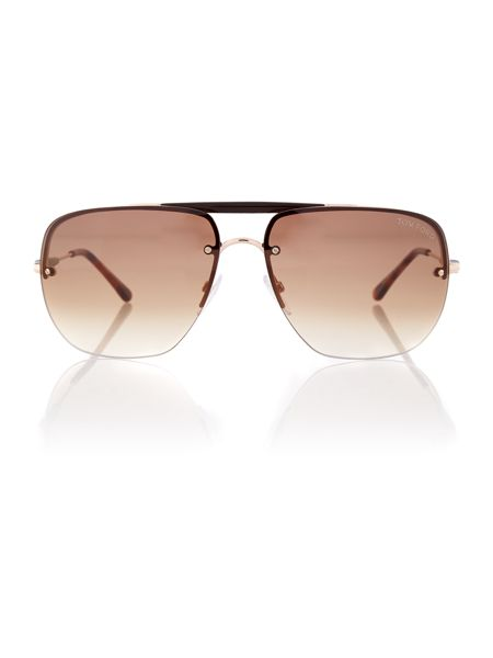 Tom Ford Sunglasses 0TR000567 Rectangle Sunglasses