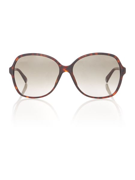 Gucci 0GC000671 Rectangle Sunglasses