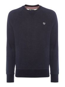 Plain Crew Neck Jumper