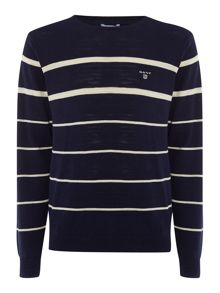 Stripe Pull Over Jumper