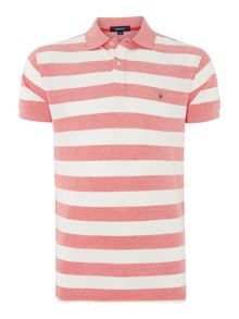 Striped Polo Shirt Regular Fit