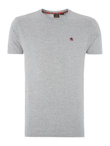 Merc Print Crew Neck Regular Fit T-Shirt