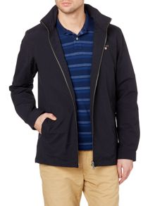 Casual Harrington Jacket Full Zip