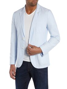 Casual Button Blazer