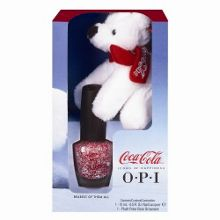 Limited Edition Coca-Cola Polar Bear Set