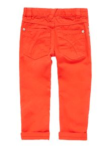 Boys slim fit trousers