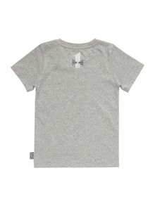 Boys jersey short sleeved t-shirt