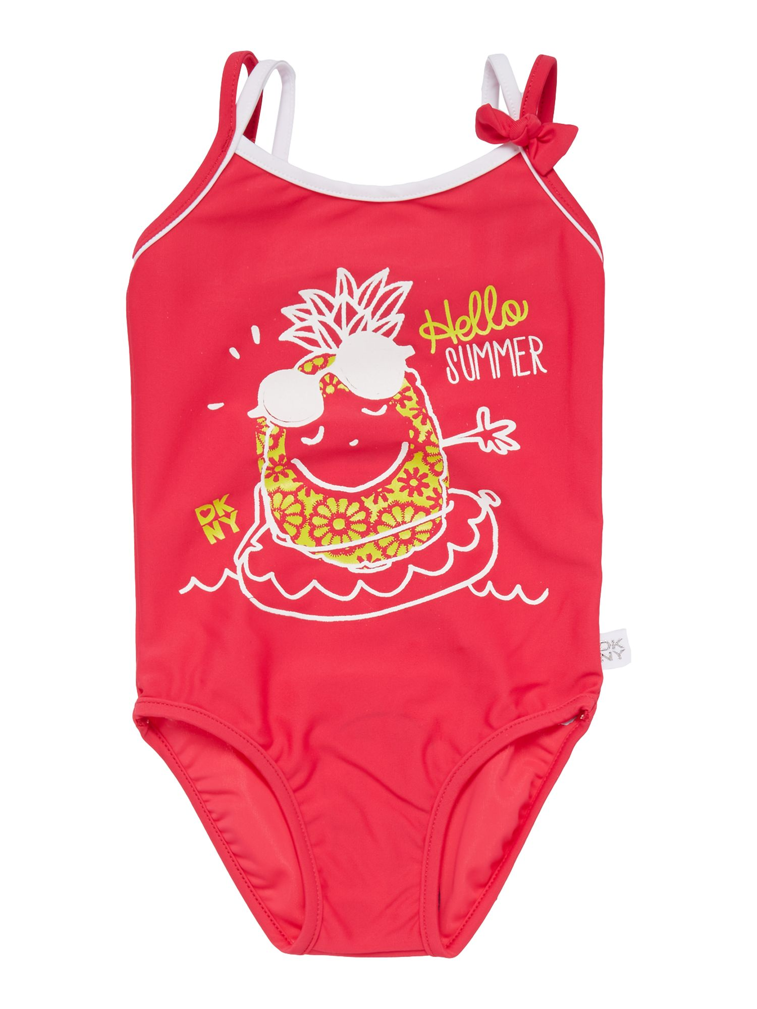 DKNY Baby girls swimming costume