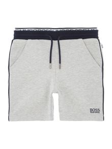 Baby boys fleece short