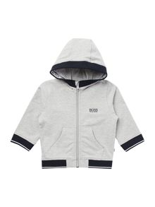 Baby Boys Zip Hoody