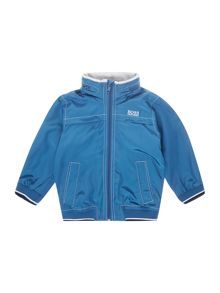 Baby boys hooded jacket