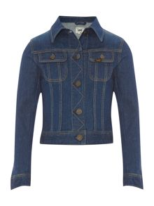 Lee Girls denim jacket