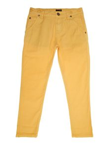 Boys organic trousers